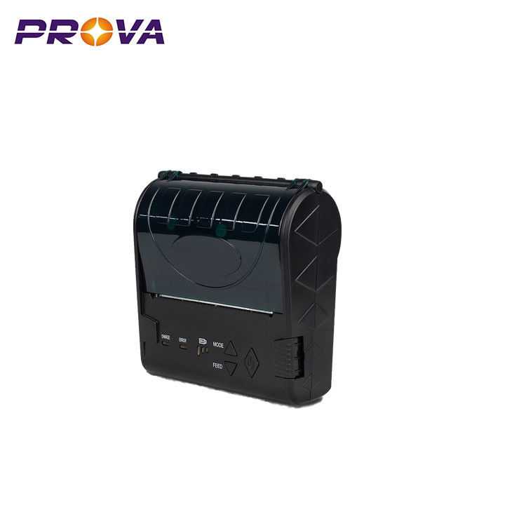 Portable 80mm Thermal Printer Support Multi Languages With 12 Months Warranty